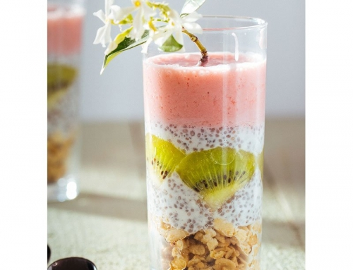 POMEGRANTE SMOOTHIE